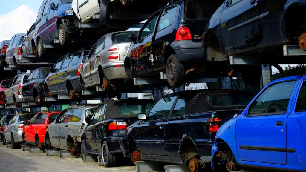 Automobilių metalo laužo supirkimas